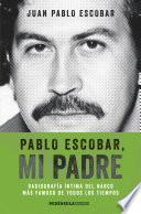 Libro de Pablo Escobar, Mi Padre (edición Española)