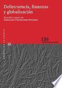 Libro de Delincuencia, Finanzas Y Globalización