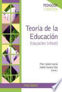 Libro de Teoría De La Educación