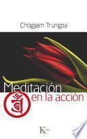 Libro de Meditación En La Acción