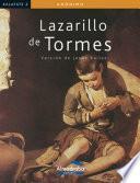 Libro de El Lazarillo De Tormes