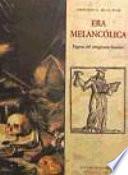 Libro de Era Melancólica