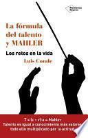 Libro de La Fórmula Del Talento Y Mahler