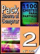 Libro de Pack Ahorra Al Comprar 2 (nº 059)