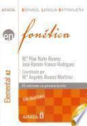 Libro de Español Lengua Extranjera