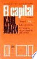 Libro de El Capital