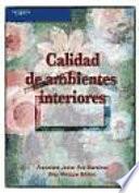 Libro de Calidad De Ambientes Interiores