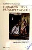 Libro de Hermenegildo, Príncipe Y Mártir