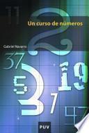Libro de Un Curso De Números