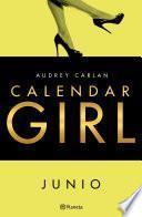 Libro de Calendar Girl. Junio (edición Cono Sur)