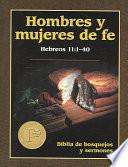 Libro de Hombres Y Mujeres De Fe