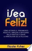 Libro de ¡sea Feliz!