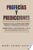Libro de ProfecÍas Y Predicciones