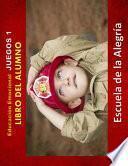 Libro de Educacion Emocional   Juegos 1   Libro Del Alumno