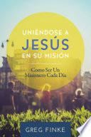 Libro de Joining Jesus On His Mission