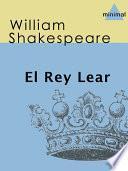 Libro de El Rey Lear