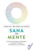 Libro de Sana Tu Mente