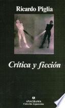 Libro de Crítica Y Ficción