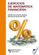 Libro de Ejercicios De Matemática Financiera