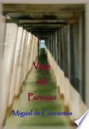 Libro de Viaje Del Parnaso.