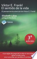 Libro de Viktor E. Frankl. El Sentido De La Vida