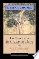 Libro de Las Siete Leyes Espirituales Del Éxito   Una Hora De Sabiduría