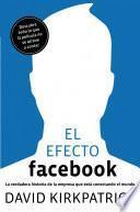 Libro de El Efecto Facebook