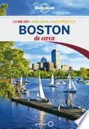 Libro de Boston De Cerca 1 (lonely Planet)