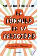 Libro de La Fórmula De La Felicidad