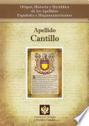 Libro de Apellido Cantillo
