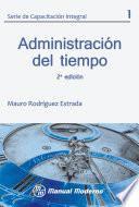 Libro de Administración Del Tiempo