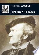 Libro de Ópera Y Drama