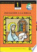 Libro de Iniciación A La Biblia