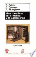 Libro de Ideas Científicas En La Infancia Y La Adolescencia