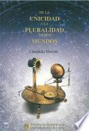 Libro de De La Unicidad A La Pluralidad De Los Mundos