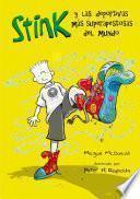 Libro de Stink 3. Las Deportivas Más Superapestosas Del Mundo