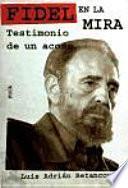 Libro de Fidel En La Mira