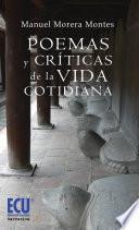 Libro de Poemas Y Críticas De La Vida Cotidiana