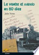 Libro de La Vuelta Al Mundo En 80 Días