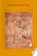 Libro de Origene E La Tradizione Alessandrina