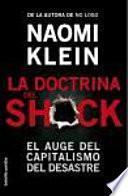 Libro de La Doctrina Del Shock