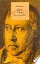 Libro de Hegel
