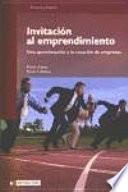 Libro de Invitación Al Emprendimiento