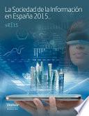 Libro de La Sociedad De La Información En España 2015