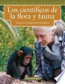Libro de Los Científicos De La Flora Y La Fauna (wildlife Scientists)