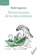 Libro de Psicoeconomía De La Vida Cotidiana