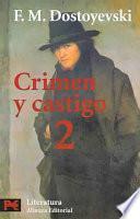 Libro de Crimen Y Castigo, 2