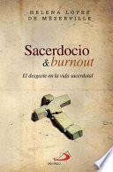 Libro de Sacerdocio Y Burnout