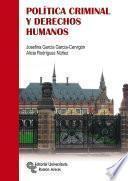 Libro de Política Criminal Y Derechos Humanos