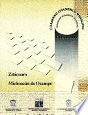 Libro de Zitácuaro, Michoacán De Ocampo. Cuaderno Estadístico Municipal 2000